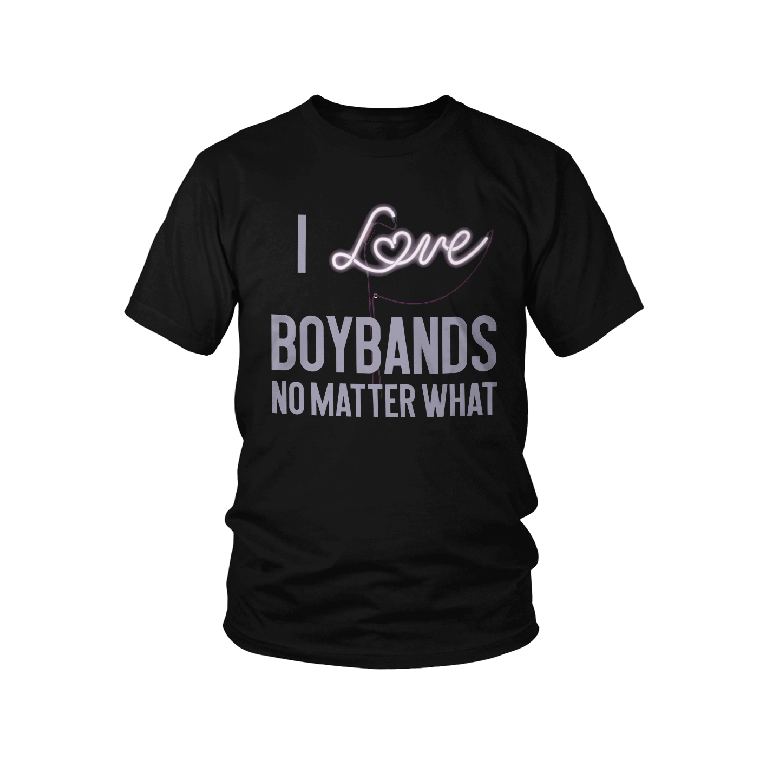 Boybands Forever Tourshirt