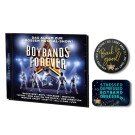 Boybands Forever - CD, Magnet und Button