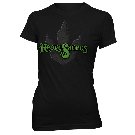heavysaurus_girlie-shirt_footprint_schwarz_logo